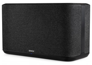 Denon HOME 350 Noir - Enceinte connectée WiFi, AirPlay 2, Bluetooth et multiroom HEOS