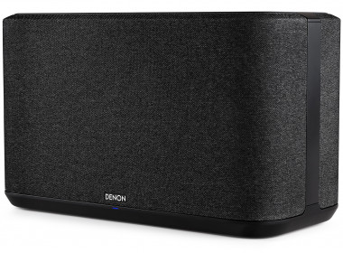 Denon Home 350 : Enceinte WiFi sans fil avec réception AirPlay 2 et Bluetooth, port USB, multiroom audio HEOS