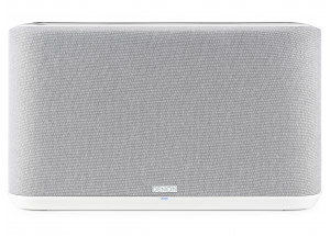 Denon HOME 350 Blanc - Enceinte connectée WiFi, AirPlay 2, Bluetooth et multiroom HEOS