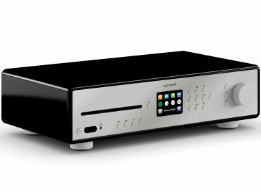 Ampli HiFi connecté avec lecteur CD et triple tuner radio FM / DAB+ / Internet