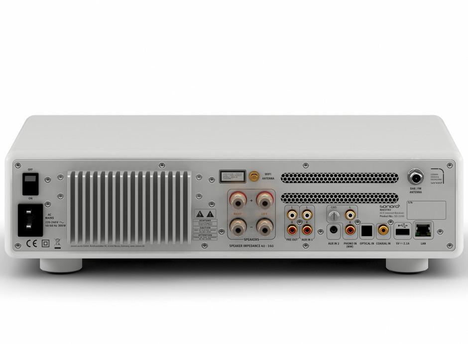 Votre musique en très haute fidélité avec le meilleur ensemble enceintes passives et ampli HiFi connecté.