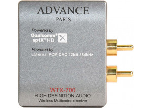 Advance Acoustic WTX-700 aptX HD