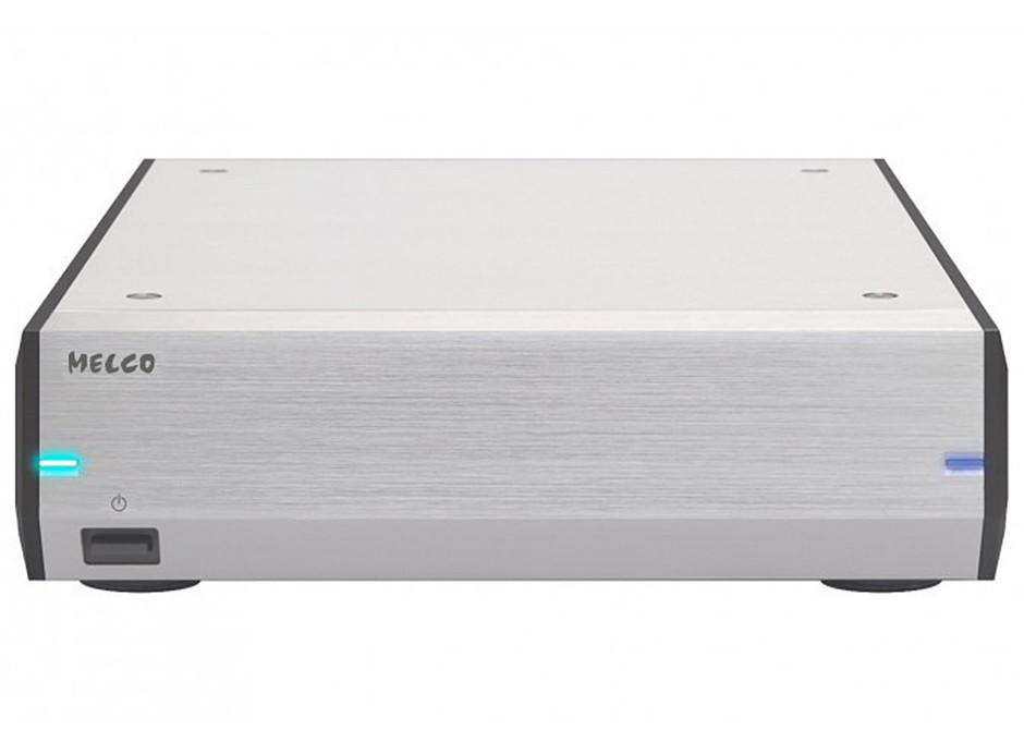 MELCO S100 : Switch réseau HiFi avec 4 ports 100Mbits et 4 Ports 1GBits