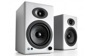 Audioengine A5+ Wireless Blanc