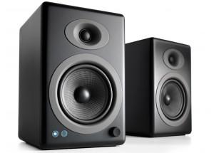 Audioengine A5+ Wireless Noir - enceintes actives 2 x 50 Watts et réception Bluetooth