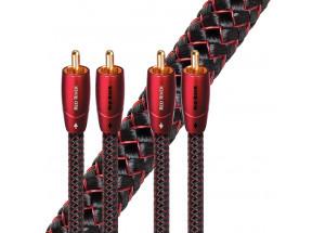 AudioQuest Red River RCA - câbles stéréo à câble séparé