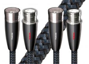 AudioQuest Yukon XLR - câbles stéréo à câble séparé