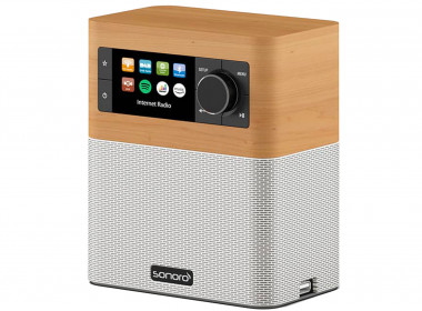 Poste de radio WiFi, DAB+ et FM compatible Bluetooth et Spotify