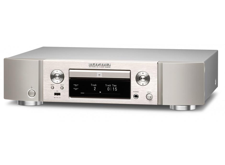 Marantz ND8006 HEOS : Lecteur réseau audio HiFi avec DAC 32 bits / 192 kHZ et lecteur CD