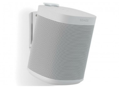 Sonos One - Flexson - Support mural Blanc (Paire)