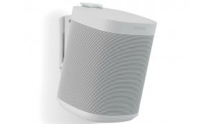 Sonos One - Flexson - Support mural Blanc (Paire)