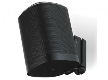 Sonos One - Flexson - Support mural Noir (paire)