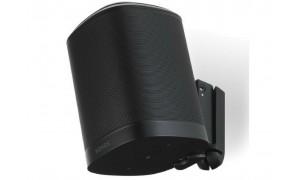 Sonos One - Flexson - Support mural Noir (paire)