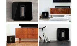 Sonos home cinéma 3.1 sans fil Noir