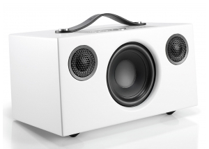 Audio Pro Addon C5 Blanc - Enceinte connectée compacte Wifi, Bluetooth, Airplay