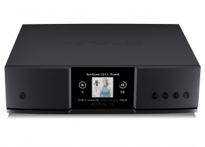 Auralic Aries G2.1 - Streamer audiophile 32 bits / 384 kHz - UPnP / DLNA - Roon - AirPlay avec stockage interne sur disque mémoi