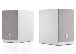 Audio Pro A26 Blanc - Façade en tissu amovible aimanté