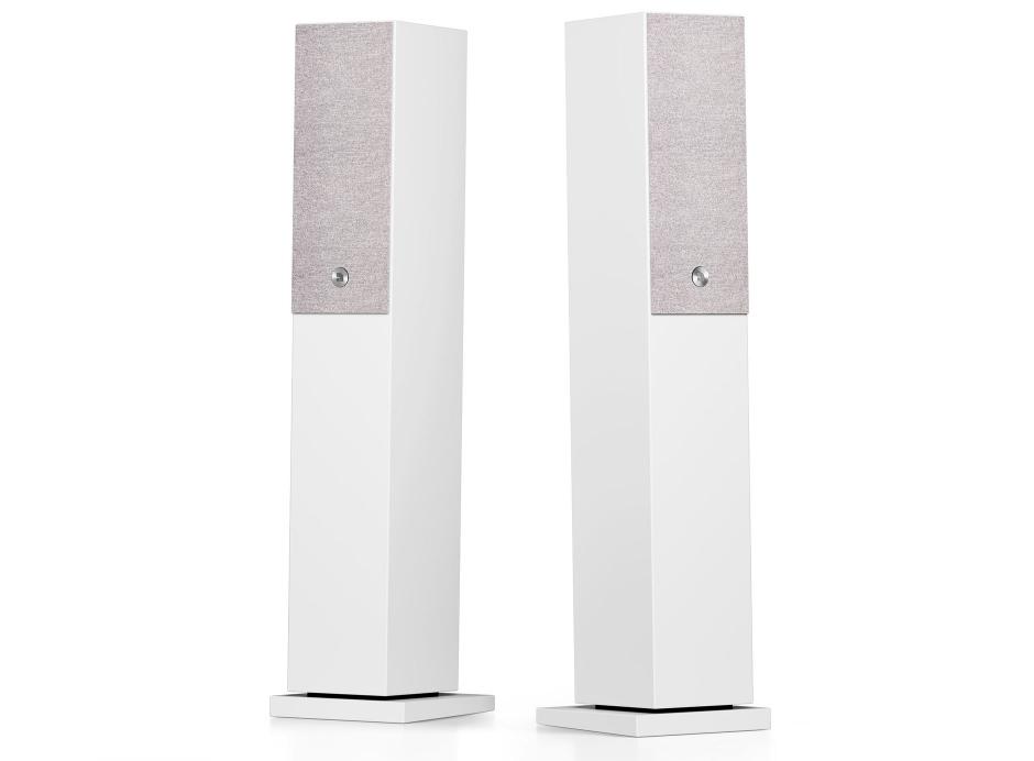 Audio Pro A36 : Paire d'enceintes format colonne connectées 2x75 Watts WiFi, Bluetooth, HDMI ARC