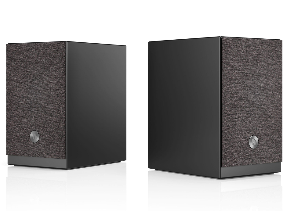 Audio Pro A26 : enceintes bibliothèque compactes connectées