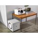 Audio Pro C-SUB Blanc - Design épuré pour votre intérieur
