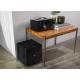 Audio Pro C-SUB Noir - Design épuré pour votre intérieur