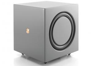 Audio Pro C-SUB Gris - Caisson de basses actif compact sans fil WiFi multiroom