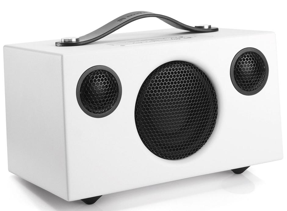 Audio Pro Addon C3 Blanc - Enceinte nomade idéale pour usages extérieurs