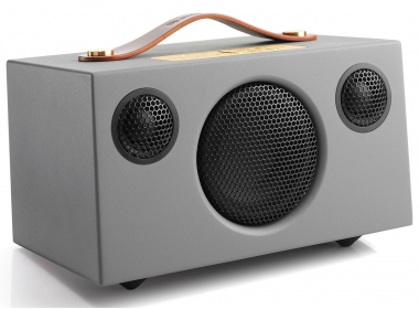 Enceinte compatible Airplay 1 Audio Pro Addon C3 : Enceinte sans fil WiFi, AirPlay et Bluetooth avec batterie intégrée