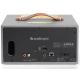 Audio Pro Addon C5A Gris - Prise réseau RJ45, connexion réseau sans fil WiFi, RCA, SUB OUT