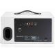 Audio Pro Addon C10 Blanc - Prise réseau RJ45, connexion réseau sans fil WiFi, RCA, SUB OUT, commutateur