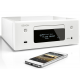 Denon Ceol RCD-N11 Blanc- Ampli connecté Wifi Bluetooth Airplay2 Multiroom Heos Amazon Alexa