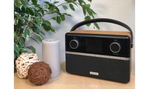 Roberts Stream 94i PLUS Chêne +  batterie