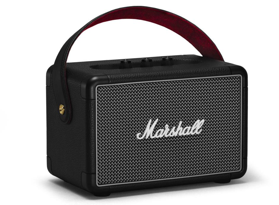 Marshall Kilburn II - Enceinte nomade vintage 36 Watts avec batterie intégrée