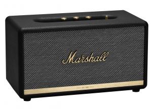 Marshall Stanmore II Bluetooth Noir - Enceinte d'intérieur polyvalente au design vintage