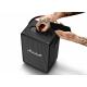 Marshall Tufton Noir - Enceinte Bluetooth à connecter avec vos appareils compatibles