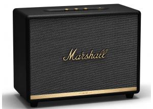 Marshall Woburn II Bluetooth Noir - Enceinte d'intérieur puissante au design vintage