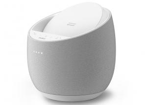 Belkin Soundform Elite Blanc - Enceinte connectée avec commande vocale Google Assistant