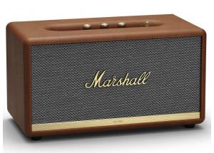 Marshall Stanmore II Bluetooth Marron - Enceinte d'intérieur polyvalente au design vintage