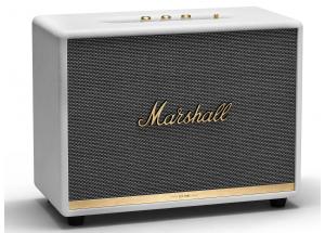 Marshall Woburn II Bluetooth Blanc - Enceinte d'intérieur puissante au design vintage