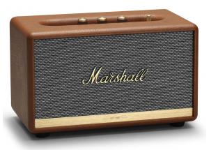 Marshall Acton II Bluetooth Marron - Enceinte d'intérieur compacte au design vintage