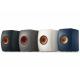 KEF LS50 Meta Noir Carbone - 4 coloris différents pour tous les goûts