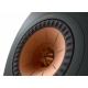 KEF LS50 Meta Noir Carbonne - Enceinte passive au son pur et naturel