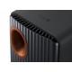 KEF LS50 Wireless II Noir mat - haut parleur placé à l'arrière