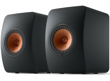 KEF LS50 Wireless II Noir mat
