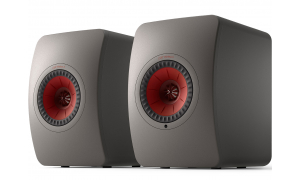 KEF LS50 Wireless II Titane