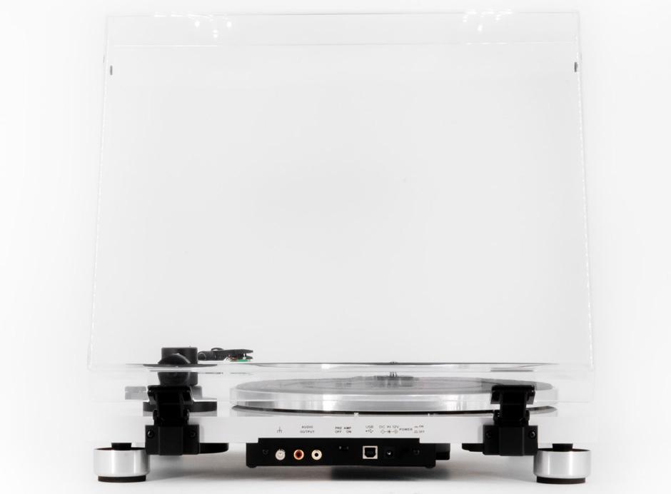 Sonoro PLATINUM : Platine vinyle Bluetooth avec préampli phono et sortie numérique USB