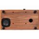 Sonoro PRESTIGE Noyer - Caisson de basses intégré pour de belles graves