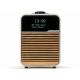 Ruark Audio R1 MKIV Crème - un poste de radio numérique FM / DAB / Bluetooth compacte et puissant
