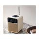 Ruark Audio R1 MKIV Crème - Idéal pour le salon, la chambre, la cuisine