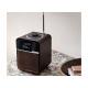 Ruark Audio R1 MKIV Expresso - Idéal pour le salon, la chambre, la cuisine